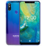 New OUKITEL U23 6.18 Inch FHD+ 3500mAh Wireless Charge 6GB RAM 64GB ROM Helio P23 Octa Core 2.0GHz 4G Smartphone