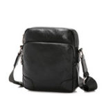 New Men Faux Leather Outdoor Casual Chest Bag