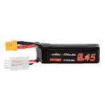 New URUAV 7.4V 450mAh 60C/120C 2S Lipo Battery XT30 Plug for iFlight CineBee 75HD