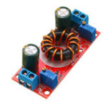 New 5pcs High Power 10A DC-DC Step Down Power Supply Module Constant Voltage Current Solar Charging 3.3/5/12/24V