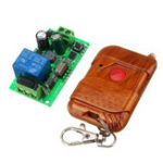 New 433mhz AC220V 1 Channel Wireless Remote Control Switch For Smart Home Power Supply