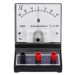 New -30-0-30µA Galvanometer Scientific Current Sensor Sensitive Ammeter Electric Current Detector Analog Display
