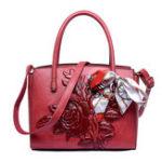 New Women Vintage Floral Handbag