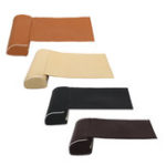 New Universal Car Seat Cushion Foot Support Pillow Legs Support Leather Leg Cushions