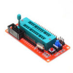 New AVR Microcontroller Minimum System Board ATmega8 Development Board