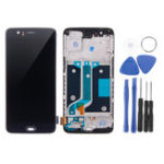 New Black LCD Display + Touch Screen Digitizer Replacement With Repair Tools For Oneplus 5 A5000