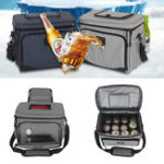 New 15L Outdoor Picnic Thermal Insulated Cooler Bag Lunch Food Box Container Storage Bag