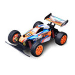 New 1/16 2.4G RC Car Crawler 20km/h With Head Light Proportional Control Toy PVC
