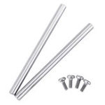 New XK K130 RC Helicopter Parts Metal Horizontal Shaft Axis Set
