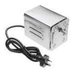 New AC220-240V 15W SP-S40 Stainless Steel Barbeque BBQ Spit Rotisserie Motor For Roasted Lambs Piglets Chicken  fan