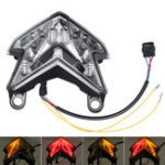 New Motorcycle LED Tail Turn Signal Integrated Light For Kawasaki Z800/Ninja Z125 /Z125PRO /ZX-6R/636 2013-2018