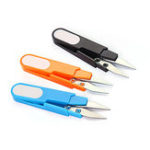 New Multi-function Portable Plastic Scissors Line Cutter Gear Scissors Home Sewing Scissors Tool
