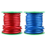 New 5M 12AWG Soft Silicone Wire Cable High Temperature Tinned Copper