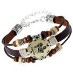 New Vintage Twelve Constellations Bracelet