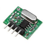 New 5pcs WL102 433MHz Wireless Remote Control Transmitter Module ASK/OOK for Smart Home