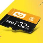 New LD Class 10 U1 TF Card Memory Card 8GB/16GB/32GB Secure Digital Memory Card