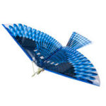 New 17.5Inches Bionics Eagle Flight Birds Assembly Flapping Wing DIY Model Aircraft Plane Toy