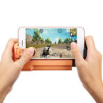 New Mobile Gamepad Controller Joystick Fire Trigger Shooter Button for PUBG for Rules of Survival