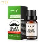 New 10ml Men Beard Growth Oil Nursing Moisturizing Mustache Oil
