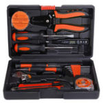 New 20Pcs Screwdriver Wrench Wire Stripper Home Hardware Combination Kit Electric Maintenance DIY Tool