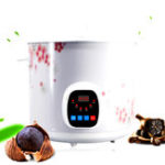 New AC 220V 90W 6L Black Garlic Fermenter Box Full Automatic Intelligent Control DIY Smart Maker