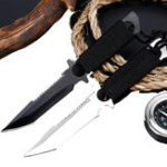 New High Hardness Tactical Army Mini Blade Outdoor Survival Tools Kit Multifuctional EDC Blade