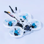 New iFlight CineBee 75HD White Plate 2S Whoop RC FPV Racing Drone SucceX mirco F4 12A 200mW Turtle V2 HD