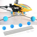 New 400 450 RC Helicopter Parts Training Protective Frame