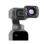 New Ulanzi OP-5 0.65X Wide Angle Lens Magnetic HD Camera Lens for DJI Osmo Pocket Gimbal Accessoies