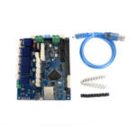 New Cloned Duet Ethernet V1.04 Advanced 32 Bit Electronics Board Mainboard Motherboard Providing Ethernet Connectivity For 3D Printers CNC Machines