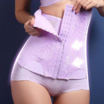 New Front Closure Waist Trainer Best Body Shapewear