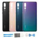 New Replacement Protective Battery Cover Rear Housing with Tools Kits for Huawei P20 Pro