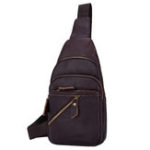 New Men Genuine Leather Fashion Shoulder Bag Crossbody Bag