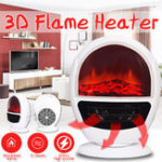 New 500W Home Heater 3 gear Office Heater Electric Heater Heater Air Radiator Warmer