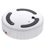 New Automatic Robot Vacuum Cleaner Smart Sweeping Humidifier Multiple Cleaning Modes Rechargeable for Floor Cleaning
