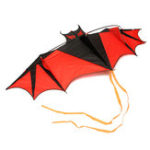 New Huge Flying Kites Huge Bat Kite Novelty Toys Outdoor Playing Toys