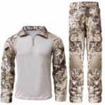 New Wosport Waterproof Tactical Uniform Military Army Combat Training Suit Breathable Jacket Pants
