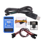 New U2X Flight Controller Combo With OSD M8N-GPS 30A Current Meter Support SBUS/PPM For Fixed Wing RC Airplane FPV Racing Drone