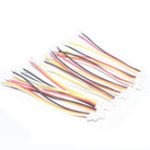 New 10 PCS JST-SH 1.0mm 4P Flight Controller ESC Connection Silicone Wire for RC Drone FPV Racing