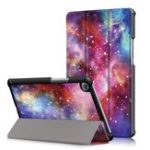 New Tri Fold Ultra Slim Case Cover For 8.4 Inch Huawei Mediapad M5 Tablet