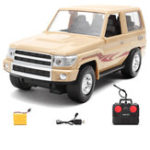 New 830 1/16 Wireless Controlled Simulation Rc Car Off-Road Vehicle RTR w/ LED Light Toys
