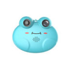 New K5 Frog Mini Portable Rechargeable Kids Camera with 1.54 Inch IPS Screen