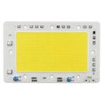 New 3pcs LUSTREON Pure White 150W 15000LM DIY COB LED Light Chip Bulb Bead 160x100mm For Flood Light AC 110V