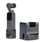 "New Ulanzi OP2 Gimbal Accessories Vertical Base Holder Fixed Mount for DJI OSMO POCKET with 1/4"" Screw"