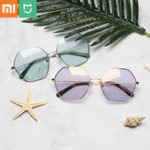 New XIAOMI TS UV-Proof Light Geometry Cat Eye Sunglasses