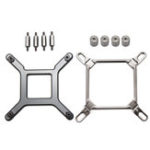 New 115X Water Cooling CPU Cooler Mounting Bracket Kit for CORSAIR Hydro H60 H80i H100i H110i GT