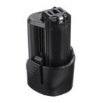 New Power Tools Battery 12V 1500mAh / 2000mAh Li-ion Rechargeable Battery Replacement For Bosch BAT411