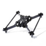 New iFlight Vertigo VX5 V2 200mm 5 Inch 4mm Arm Carbon Fiber Frame Kit 111.5g RC Drone FPV Racing