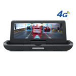 New Junsun E91P 7.84 Inch FHD 1080P 4G SIM ADAS GPS Dual Lens Recording Car DVR