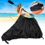 New Kayak Spray Skirt Waterproof Cover Boat Canoe Cover Oxford Cloth Anti-UV Sun Portector